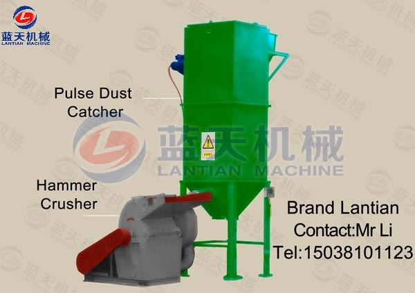 Details of coal crusher