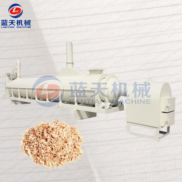 Bagasse Dryer