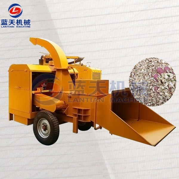 Tree Leaves Crusher