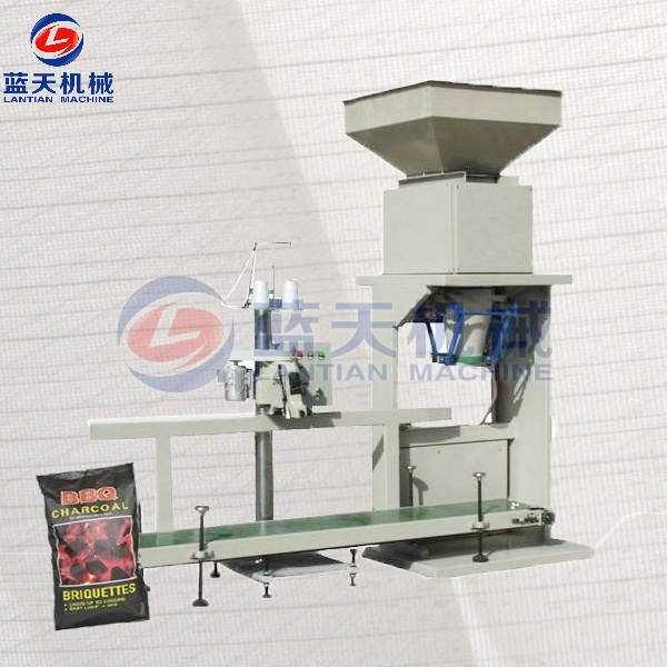 Charcoal Ball Packaging Machine