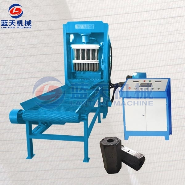 Lignite Briquetting Machine